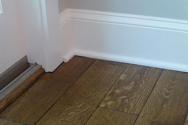 Paver Block for Wood Base Floor