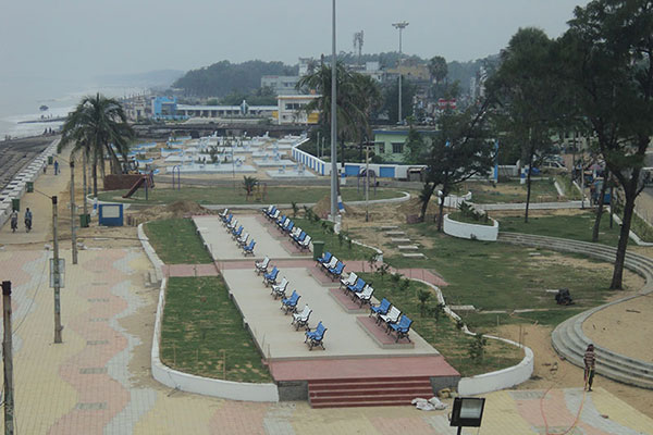 Government Sector Paver Block