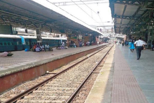 Paver Blocks For Railway Platform