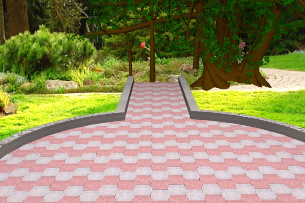 Footpath Paver Block