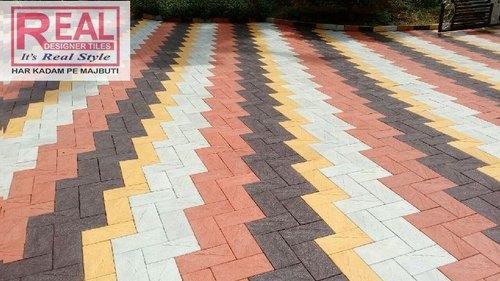 Paver Bricks Block