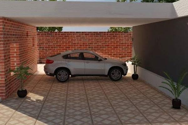 Parking Paver Block