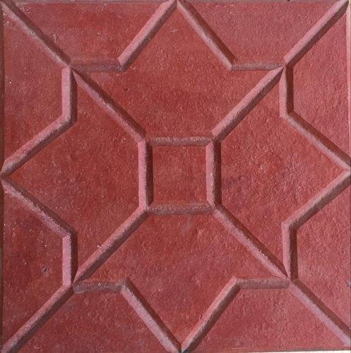 Red Diamond Tiles