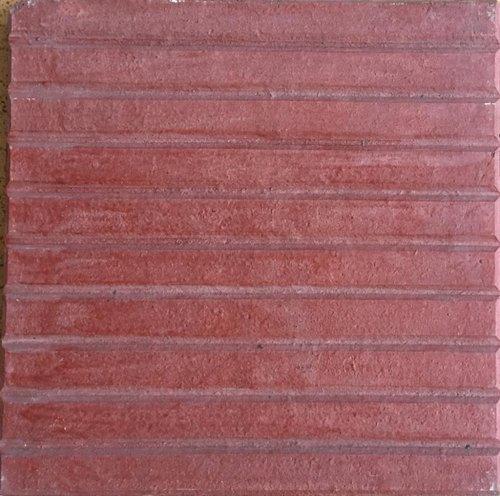 Red Stripe Tiles
